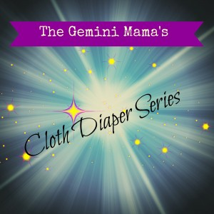 The Gemini Mama cloth diaper series