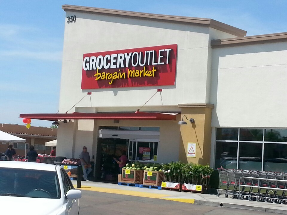 The Gemini Mama Grocery Outlet El Cajon
